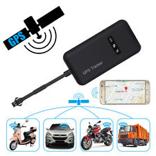 GPS Tracker Vehicle Car Tracking Device Locator Real time Caravan Van Personal