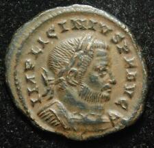 Licinius I BI follis GENIO POP ROM, Trier mint 310-313 - RIC VI 845b