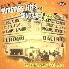 Various Artists-Surefire Hits On Central Avenue/the South Central R&b ScenCD NEW