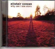 (DH209) Alistair Cowan, Why Can I See Stars - CD