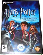 HARRY POTTER ET IL PRIGIONIERO DI AZKABAN JEU PC WIN
