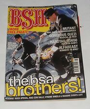 BACK STREET HEROES ISSUE:253 MAY 2005 - THE BSA BROTHERS!/GORGEOUS GUZZI