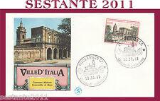 ITALIA FDC FILAGRANO VILLE D'ITALIA CONVENTO MICHETTI FRANCAVILLA MARE 1983 G901