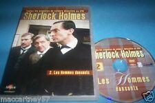 DVD SHERLOCK HOLMES 2 les hommes dansant