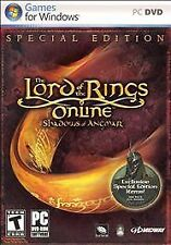 Lord of the Rings Online: Shadows of Angmar -- Special Edition (PC, 2007)