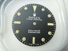 1960's Vintage Rolex Submariner Ref.5512 5513 Dial White Writing