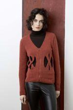 Lang Yarns Nova Knitting Pattern Jacke As Download Fam