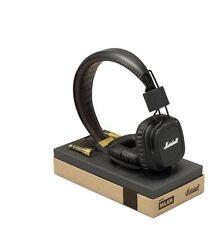 Auricolari e cuffie nere audio portatile Marshall