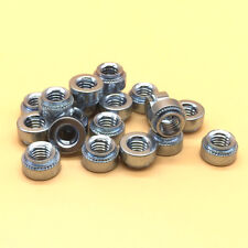 20Pcs S-M6-1 Zinc Plated Carbon Steel Self Clinching Nuts [CAPT2012]