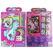 My Little Pony Mlp Sonic rainboom Sparkle carteles para colorear 4 + Años