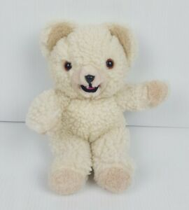 """Vintage Snuggle Bear 10"""" Plush 1986 Lever Brothers Russ Berrie"""