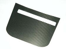 Carbon Matt Navi DVD Player Navigation Mittelkonsole Dekor für Nissan GTR R35