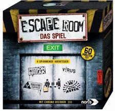 Noris 606101546 Escape Room Das Spiel Neu & OVP Exit