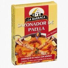 Paella-Gewürz X 18 Portionen - Paella Gewürz für echte spanische Paella Paellero
