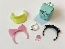 Lol Surprise Dolls Accessories Replacement Set Of 6 Bow Sash Bag Crown Lot 14