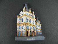 Magnet Graz,Poly Souvenir Österreich Austria,NEU