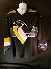 Pittsburgh Penguins Vintage starter NHL Jersey Robo Pens large Pro Player