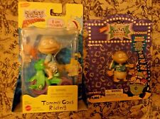 Rugrats Lil Tommy Keychain And Lil Tommy Goes Riding 1998 New In Package