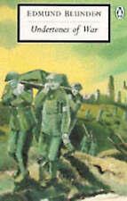 Undertones of War (Modern Classics), Blunden, Edmund, Used; Very Good Book