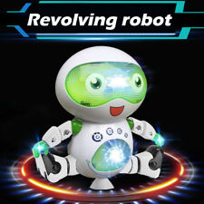 Toys for Kids Boys Dancing Robot Electric Multi-function Light Effects Xmas Gift