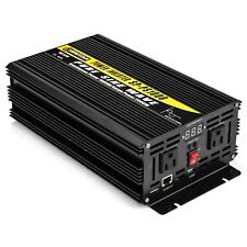 1000 Watt Pure Sine Wave Power Inverter by Spartan Power SP-PS1000 12V to 120
