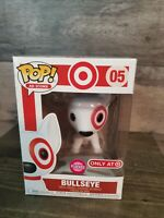 🎯💥Funko Pop Flocked Bullseye Target Exclusive Ad Icons #05