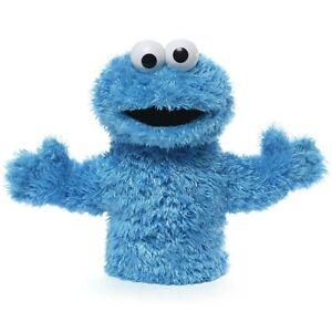 """Gund Cookie Monster Hand Puppet 11"""""""
