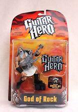 Figurine GUITAR HERO. God of Rock. McFarlane Toys 2008. NEUF