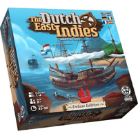 """The Dutch East Indies """"Deluxe"""" - Board Game"""