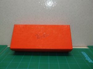Red Ray Ban Box Only