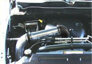 BCP BLACK 09-15 Ram 1500 2500 3500 5.7L HEMI V8 Cold Air Intake Kit + Filter