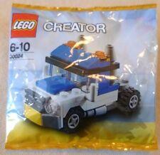 COLLEZIONE LEGO polybag-Creatore SET CAMION ARTICOLATO CAB 30024 - 2011-Nuovo con confezione