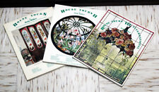 Judy Miller - House Tours I, II and III - Stained Glass Designs - Lot of 3 Books