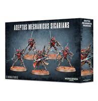 Warhammer 40,000: Adeptus Mechanicus Sicarians (59-11) NIB