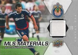 2012 Upper Deck Major League Soccer 'MLS Materials' Cards - Relic - Patch