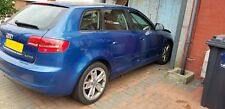 audi a3 2.0 tdi sport sportback 2008 DAMAGED for SPARES/REPAIRS