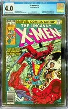 Uncanny X-Men #129 (Jan 1980, Marvel) CGC 4.0