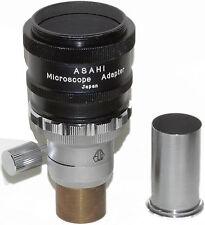 Asahi Pentax M42 Screw Microscope Adapter