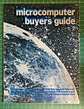 Microcomputer Buyers Guide. Published in 1977 by The Byte Shop, Portland OR