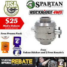 Dana 30 Spartan Locker 27 Spline Jeep CJ XJ MJ ZJ YJ TJ LJ Wrangler & VOLVO Rear