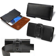Holster Belt Clip Leather Case Cover for Samsung Galaxy S5 / S5 Neo