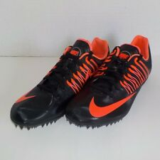 Nike Zoom CELAR V Sprint Running 629226 060 MEN 10.5 with Spikes SRT & Mud Bag