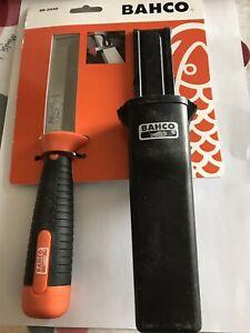 Bahco 25mm Wrecking Chisel Wood Splitter Scraper and Holster 2448 SB-2448