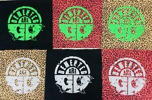 DEMENTED ARE GO big back patch punk psychobilly rock n roll garage