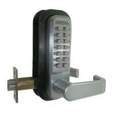Lockey 2835-Sn Mechanical Keyless Lock With Passage Function - Satin Nickel