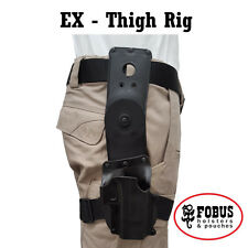 New Fobus EX Tactical Thigh Rig for Fobus Paddle Holsters