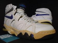 1994 NIKE AIR STRONG HI MAX BARKLEY WHITE CONCORD PURPLE EMERALD GREEN NEW 7.5