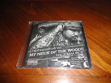 Chicano Rap CD Hip Hop Alkatraz - My Neck of the Woods Mixtape Vol 2 - Inglewood