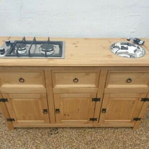 Stunning Campervan Pod Unit Hob and sink  incuded!Tap not included!Free Delivery