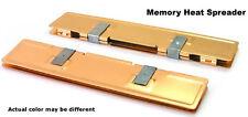 2 pcs - TechByte Memory Heatsink - Keep your RAM Cool Protect from Heat - Qty 2